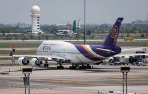 Dịch Covid-19: Thái Lan cấm toàn bộ các chuyến bay chở khách