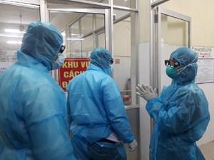 Thêm 7 bệnh nhân, Việt Nam có hơn 100 ca mắc Covid-19