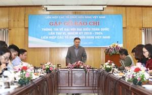 700 đại biểu và khách mời dự Đại hội VI Liên hiệp các tổ chức hữu nghị Việt Nam