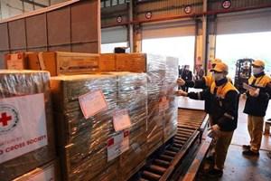 Trung Quốc cảm ơn Việt Nam đã hỗ trợ đối phó với dịch nCoV