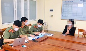 Quảng Ninh: Triệu tập thanh niên đăng thông tin sai sự thật dịch Covid-19 trên Facebook