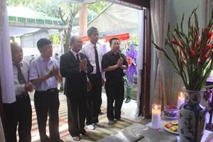 Nhân sĩ Nguyễn Hữu Hạnh và sự đóng góp cho hòa bình, thống nhất đất nước