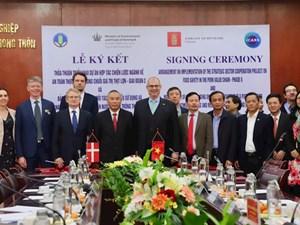Đan Mạch hỗ trợ Việt Nam trong lĩnh vực an toàn thực phẩm