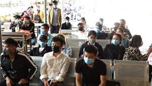 Quảng Bình: Yêu cầu bố trí thùng rác chuyên dụng để thu gom khẩu trang y tế