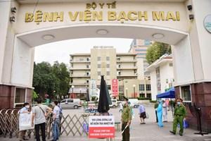 4 bước tiếp nhận, điều trị bệnh nhân cấp cứu ở Bệnh viện Bạch Mai