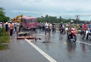 Người chết do tai nạn giao thông: Số liệu vênh nhau