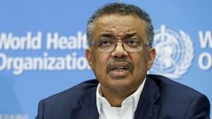 WHO thừa nhận sai sót trong việc công bố dịch do virus corona