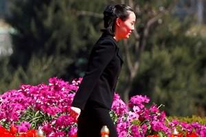 Em gái lãnh đạo Triều Tiên Kim Jong-un đến Hàn Quốc