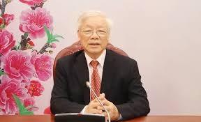 Tổng Bí thư, Chủ tịch nước điện đàm với Tổng Bí thư, Chủ tịch nước Trung Quốc