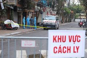 Xác nhận thêm 7 bệnh nhân mắc Covid-19, 4 ca ở Hà Nội