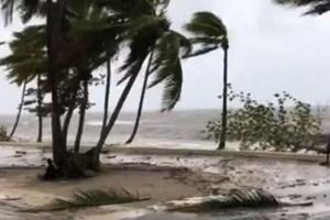 Gần 2.000 người tại Fiji phải đi sơ tán tránh bão Sarai