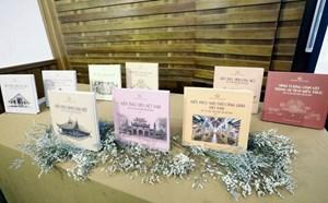Ra mắt sách về di tích kiến trúc Việt Nam