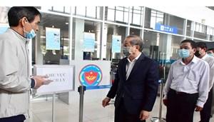 Chủ tịch tỉnh Thừa Thiên - Huế gửi thư chia sẻ với du khách bị cách ly