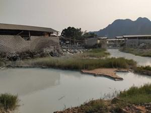 Hệ lụy từ làng nghề chế tác đá