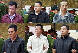 Xét xử vụ sát hại nữ sinh giao gà ở Điện Biên: 6/9 bị cáo lĩnh án tử hình