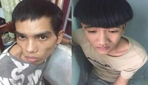 Bắt hai thanh niên mang 'hàng nóng' đi trộm cắp