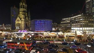 Berlin (Đức):Sơ tán khu chợ từng bị tấn công khủng bố