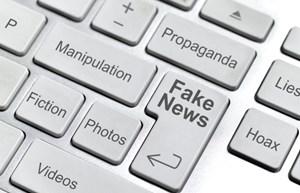 Cảnh giác với tin giả