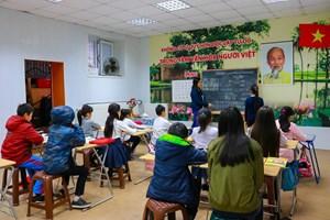 Tiếng Việt ở xứ người