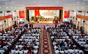 Mặt trận Bình Định hướng dẫn công tác chuẩn bị Đại hội Đảng bộ các cấp