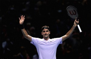 Federer vào bán kết ATP Finals trước một lượt đấu