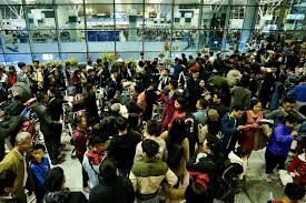 Hành khách đi máy bay cần đến trước 3 tiếng để làm thủ tục