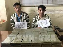 Sơn La: Phá thành công hai vụ ma túy lớn