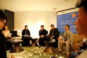 FLC tiếp xúc hơn 400 nhà đầu tư Hàn Quốc tại Seoul, hợp tác toàn diện với KB Securities