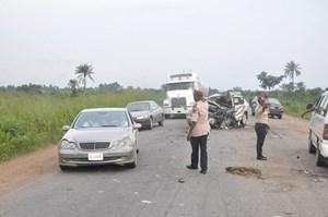 Nigeria: Tai nạn đường bộ khiến nhiều người thiệt mạng