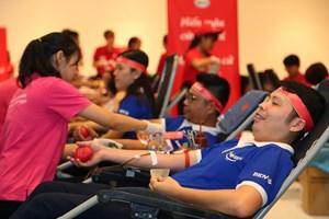 """BIDV tài trợ chương trình Hiến máu tình nguyện """"Hành trình đỏ 2019"""""""
