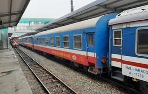 Đường sắt chạy lại nhiều mác tàu địa phương