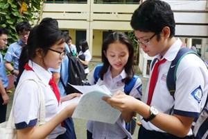 Gần 20.000 thí sinh TP HCM đã rớt lớp 10 trường công lập