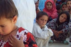 Gần nửa triệu người Afghanistan phải sơ tán trong năm 2017