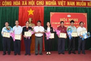 """Gia Lai: 141 cá nhân được trao tặng Kỷ niệm chương """"Vì sự nghiệp Đại đoàn kết toàn dân tộc"""""""