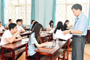 Gia Lai: Hỗ trợ kinh phí cho thí sinh diện khó khăn dự thi THPT quốc gia