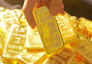 Giá vàng trong nước đảo chiều giảm nhẹ từ 10.000-40.000 đồng