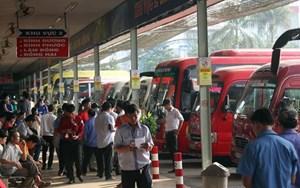 Giá vé xe Tết Mậu Tuất tăng tối đa 60%