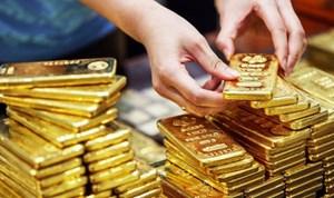 Giá vàng vọt tăng