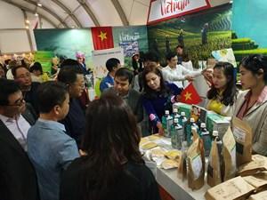 Triển lãm Nông nghiệp tại Hàn Quốc và Ngày Việt Nam 2019
