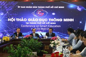TP Hồ Chí Minh: Tìm giải pháp phát triển giáo dục thông minh