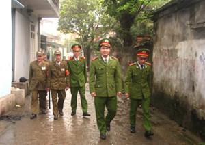 Giao ước thi đua toàn dân bảo vệ an ninh Tổ quốc