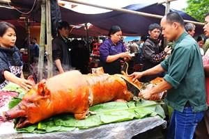 Góc ẩm thực: Heo quay xứ Lạng