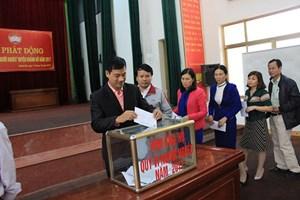 Quảng Trị: Hơn 10,5 tỷ đồng ủng hộ quỹ 'Vì người nghèo'