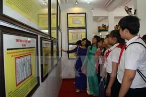 Hà Giang: Triển lãm bản đồ và trưng bày tư liệu về Hoàng Sa, Trường Sa
