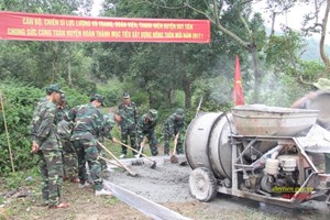 Hà Nam:Huy động 890 tỷ đồng để thực hiện Chương trình xây dựng nông thôn mới