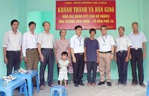 Hà Nội: Bàn cách cải tạo nhà ở cho hộ nghèo
