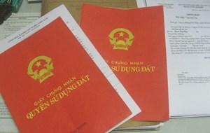 Hà Nội: Cấp giấy chứng nhận và đăng ký kê khai đất đai lần đầu đạt 98,9%
