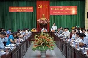 Hà Nội: Đánh giá việc đi học của cán bộ công chức