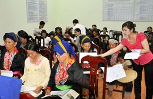 Hà Nội đẩy mạnh phổ biến, giáo dục pháp luật tới đồng bào dân tộc thiểu số