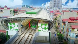 Hà Nội đề xuất đấu giá tài sản công làm đường sắt tỉ đô